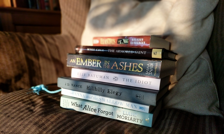 Indiana's March TBR