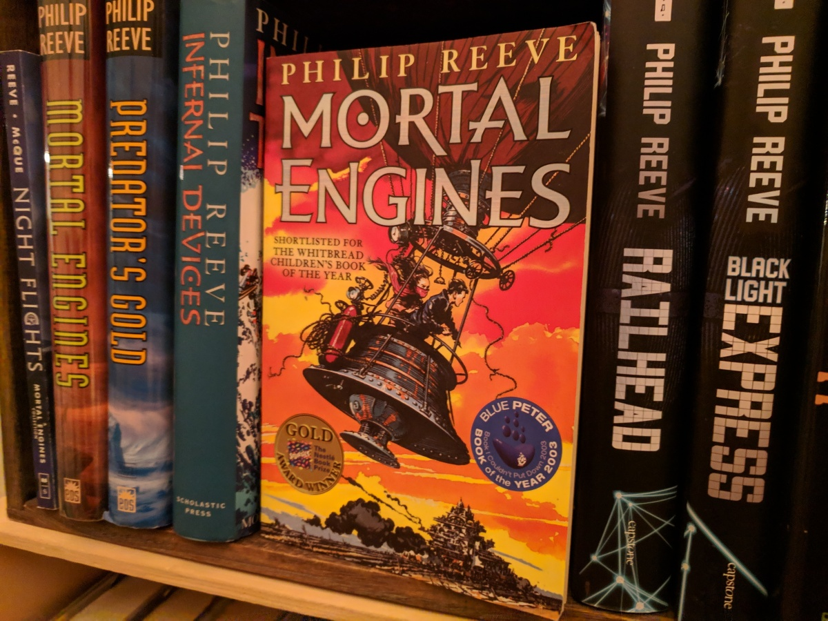Book + Movie Review: Mortal Engines